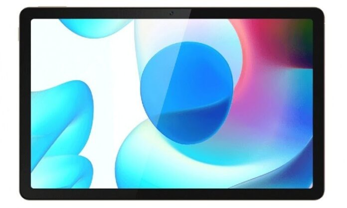 Realme Launches First Tablet Realme Pad