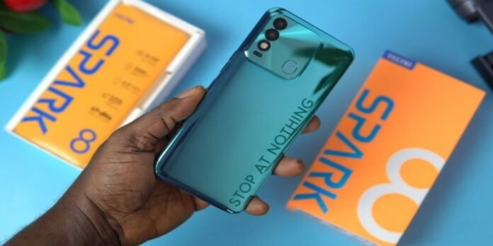 Tecno Spark 8 Launched At An Affordable Price Tag