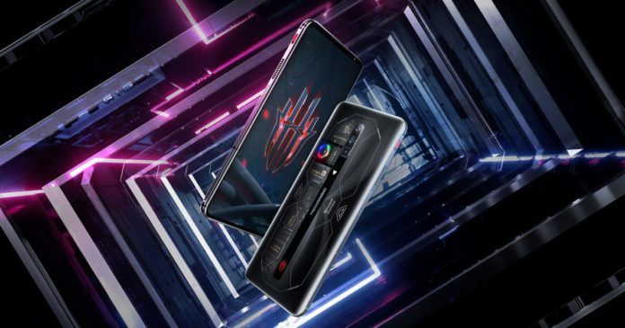 Nubia Red Magic 6S Pro Gaming Phone Launched